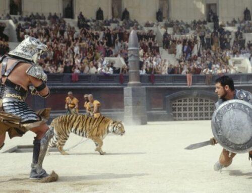 Los espectáculos del Imperio Romano y los primeros cristianos