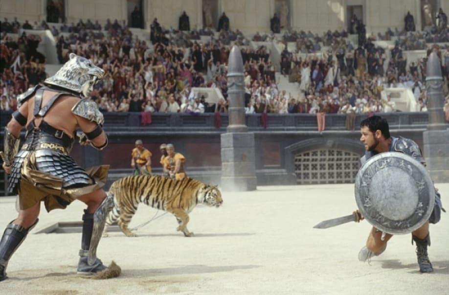 Los espectáculos del Imperio Romano y los primeros cristianos 1
