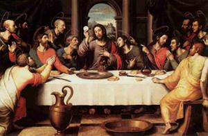 eucaristia - ultima cena