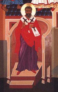 SAN GREGORIO DE NISA - Presentado por Benedicto XVI 3