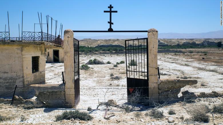 Qaser al-Yahud - El lugar donde fue bautizado Jesús será desminado para ser accesible a los peregrinos 2