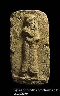 Arqueólogos trabajan en un complejo cercano a donde nació Abraham 3