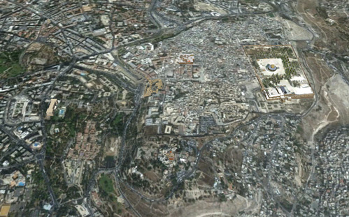 Jerusalén  - Tierra Santa 1