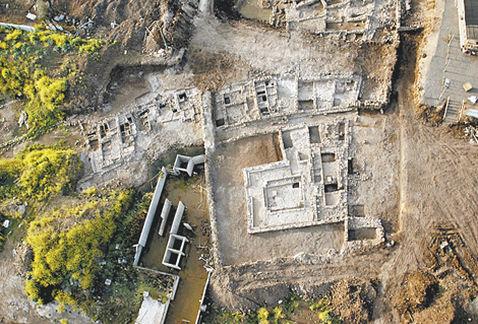 Inauguran un parque arqueológico en la ciudad de María Magdalena 1