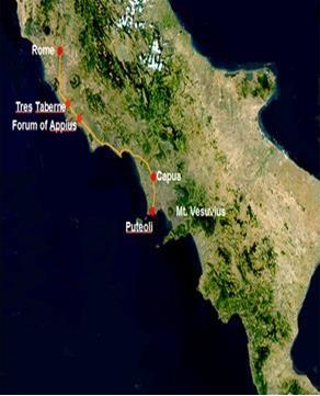 Viaje a Roma - Siguiendo los pasos de san Pablo (1) 3