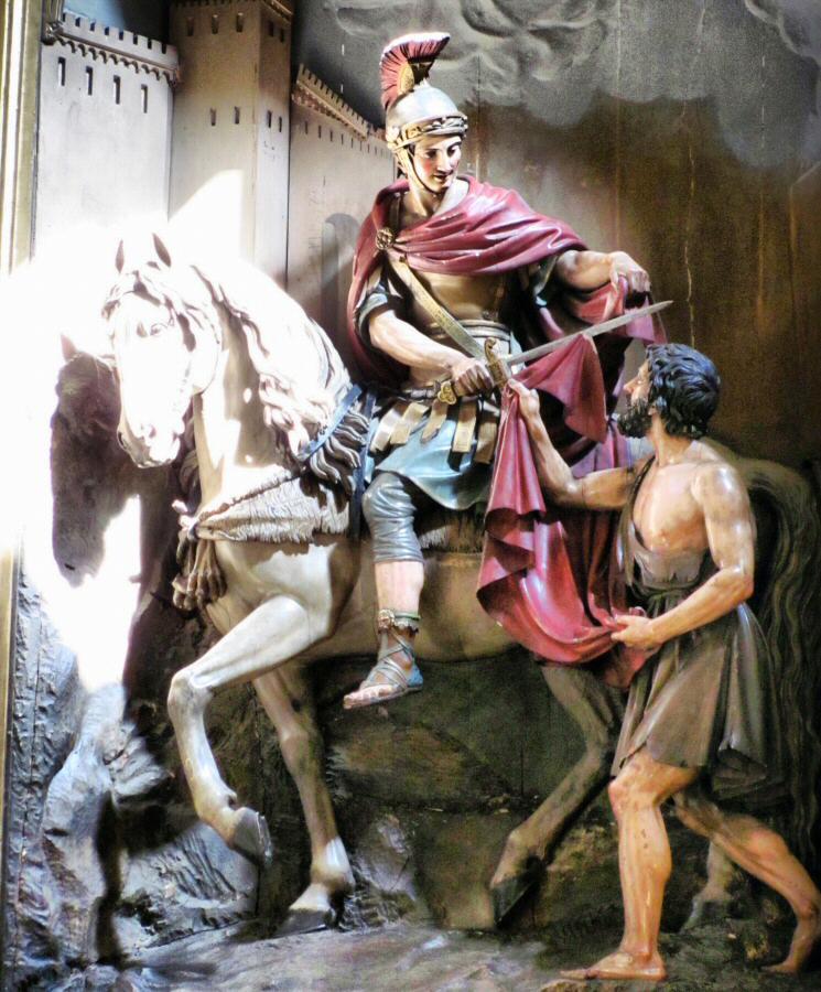 San Martín de Tours - 11 de Noviembre 2