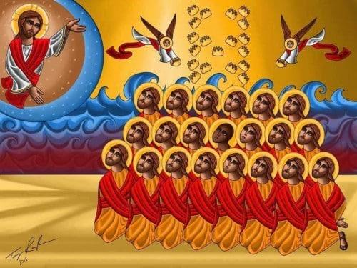 ¿De dónde nace la fuerza para afrontar el martirio? 1