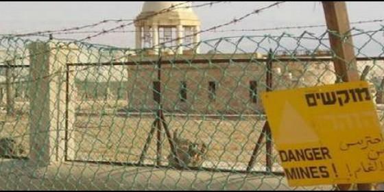 Qaser al-Yahud - El lugar donde fue bautizado Jesús será desminado para ser accesible a los peregrinos 1
