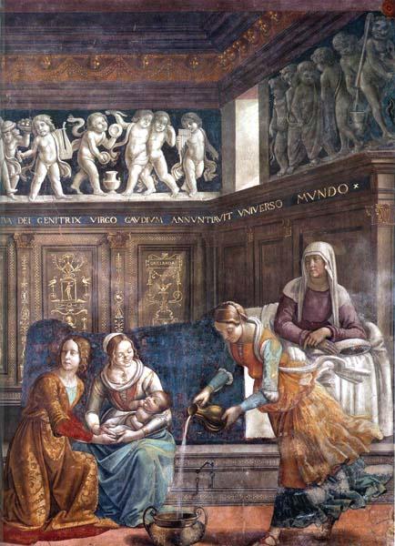 La Natividad de la Virgen María  -  8 de septiembre 1