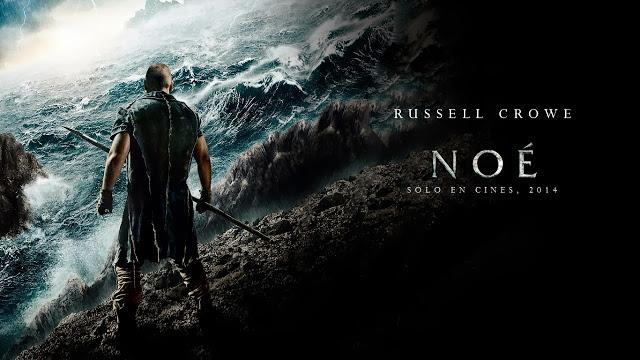 """Tráiler de """"Noé"""" (2014): Rusell Crowe en la epopeya del Diluvio 1"""