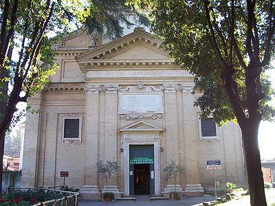 Basílica de San Pablo Extramuros en Roma 3