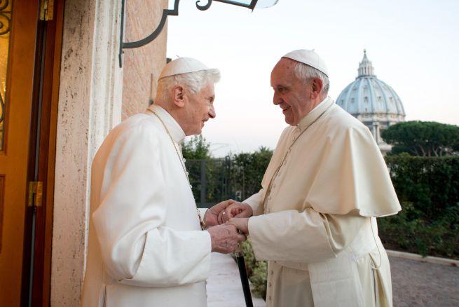 Entrevista a Benedicto XVI sobre Juan Pablo II. Su coraje, santidad y desafíos. 4