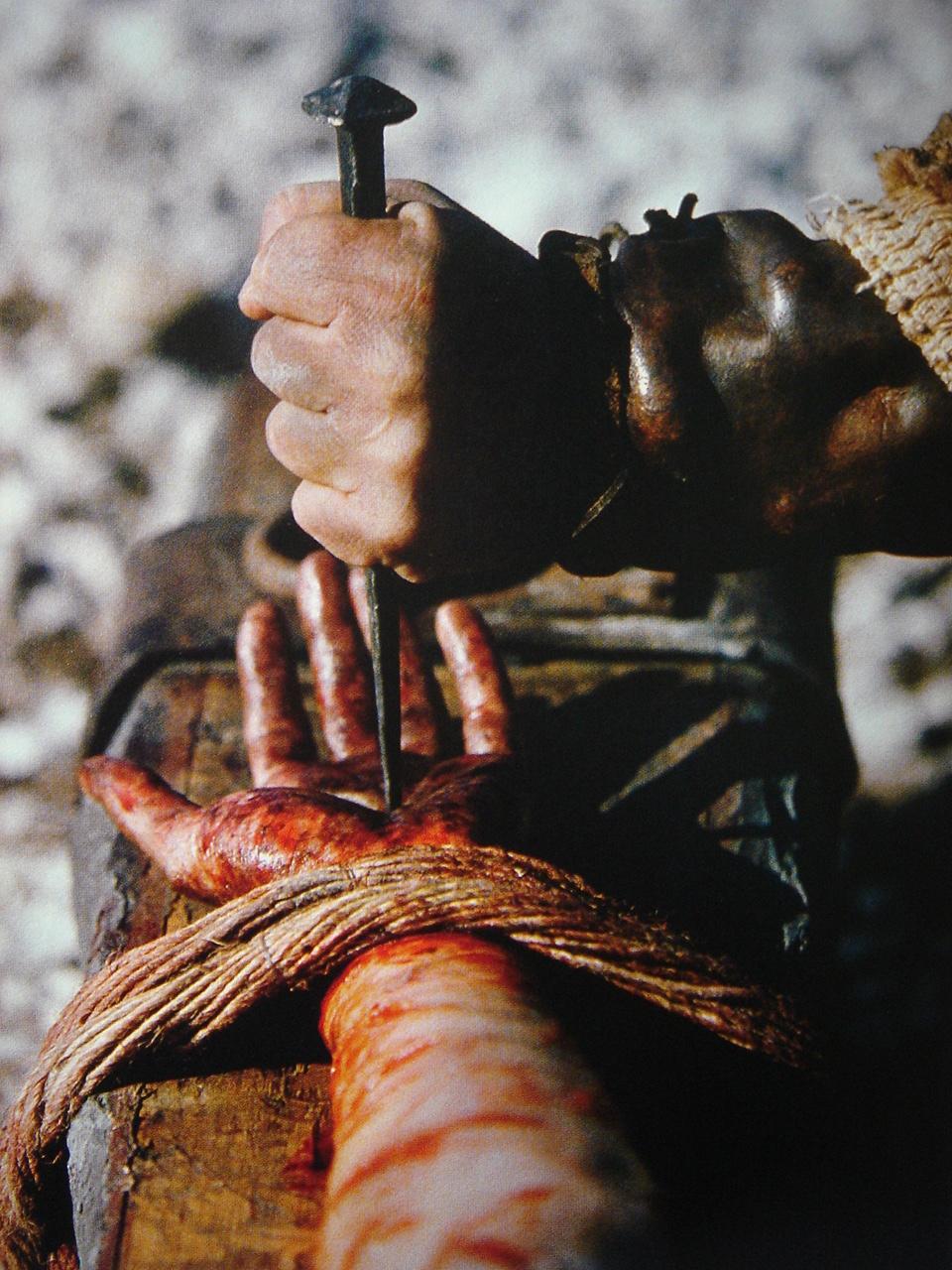 """Especial sobre la película """"La Pasión de Cristo"""" 1"""