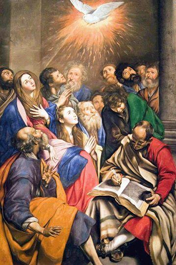"""9º Día Decenario al Espíritu Santo - """"¡Oh, Espíritu de gozo y de paz!"""" 1"""