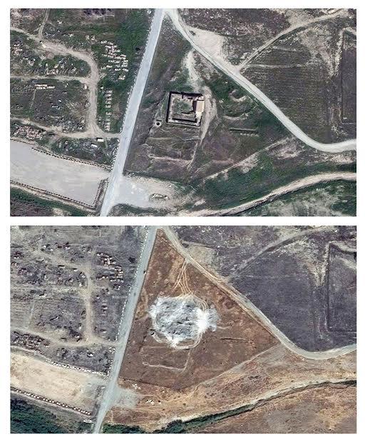 El ISIS arrasa el monasterio cristiano de San Elías, el más antiguo de Irak 1
