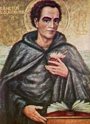 """""""Mañana, mañana..."""" - La vocación de San Agustín 4"""