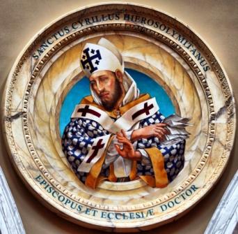 San Cirilo de Jerusalén