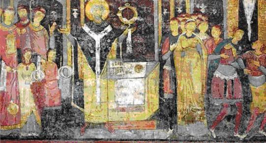 Basílica San Clemente Romano 4