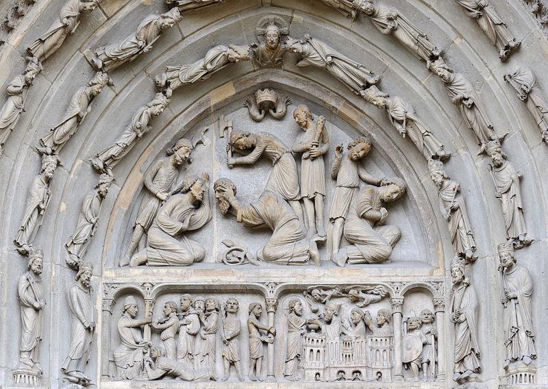 San Dionisio de Paris, mártir - 9 de octubre 1