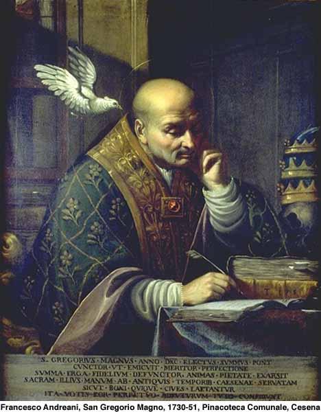 San Gregorio Magno  -  3 de septiembre 2