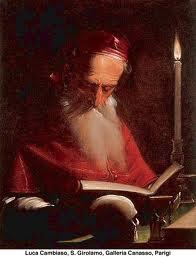 San Jerónimo, Doctor de la Iglesia  -  30 de septiembre 2