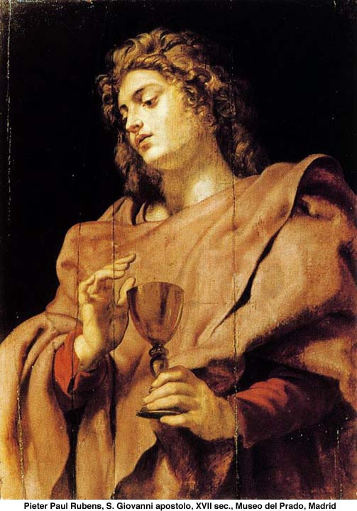San Juan Evangelista - autor del Apocalipsis 1