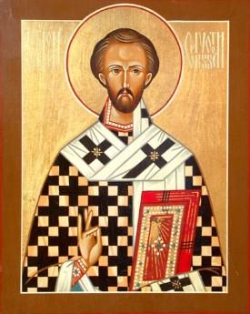 Benedicto XVI propuso el ejemplo de san Juan Crisóstomo para superar el gran cisma 1