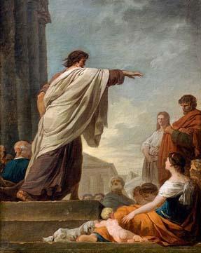 Vocación de los discípulos