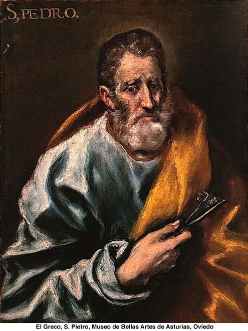 ¿Sabes quién era Simón Pedro el primer Papa de la Iglesia Católica? 1