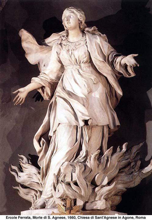 Santa Inés. Virgen y Mártir - 21 de enero 1