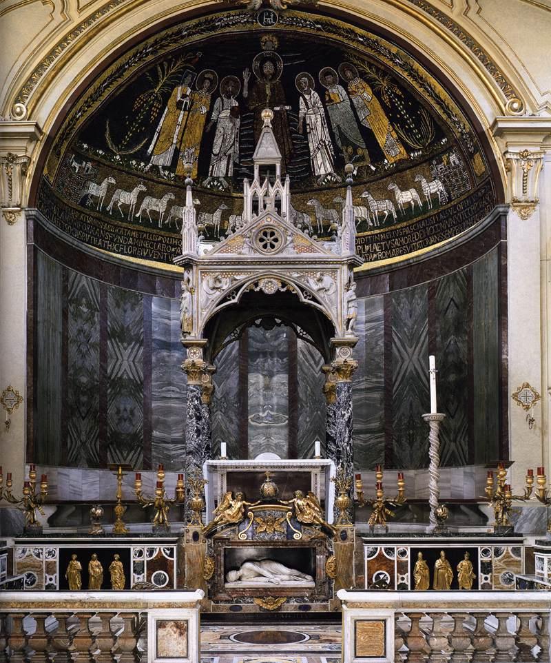 Basilica de Santa Cecilia