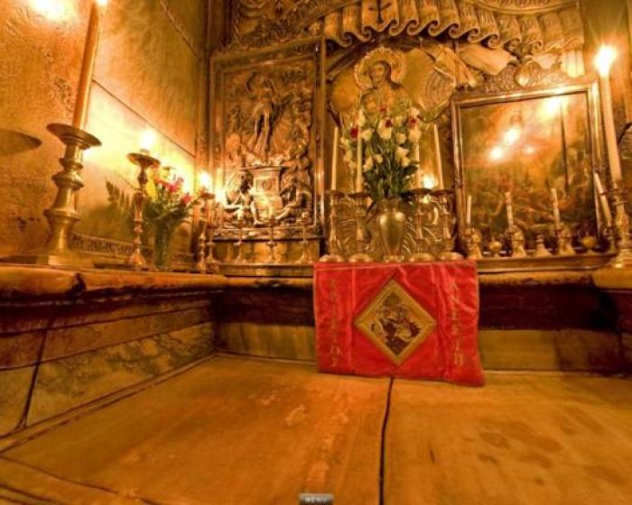 Los cinco lugares más especiales para un cristiano en Jerusalén 5