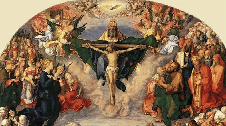 Día de Todos los Santos - 1 de noviembre 1