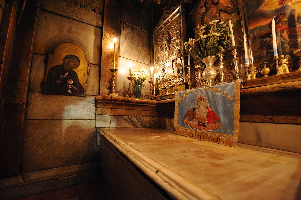 Viaje al secreto más oculto del Santo Sepulcro 3
