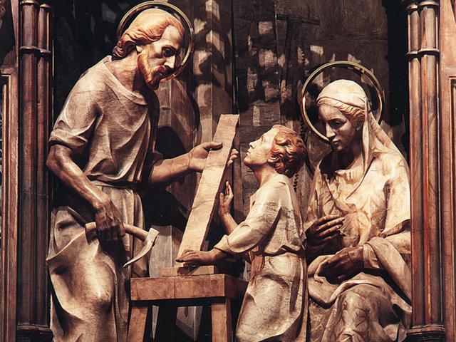 """""""Un día en la vida de la Virgen María"""" 2"""
