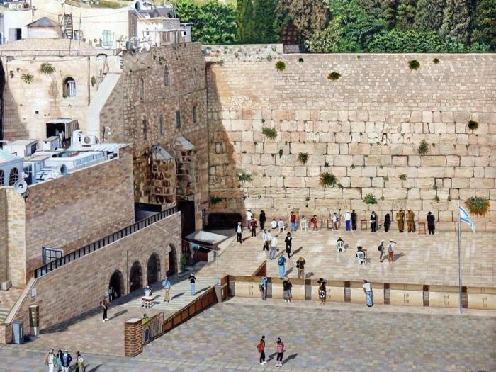 Los cinco lugares más especiales para un cristiano en Jerusalén 1