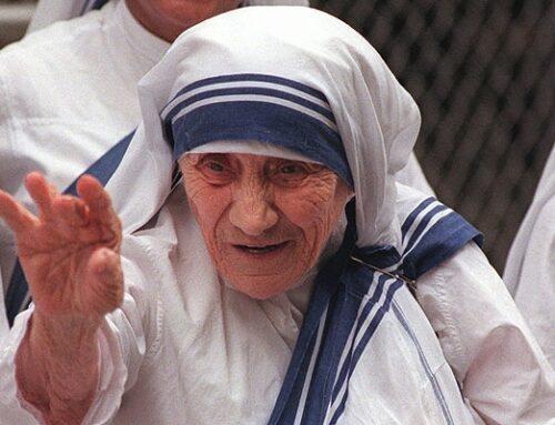 Doce frases célebres de la Madre Teresa de Calcuta