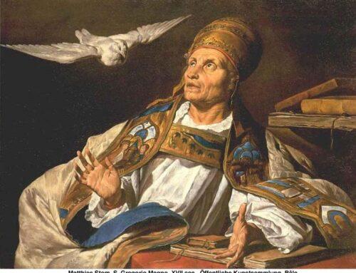San Gregorio Magno  –  3 de septiembre