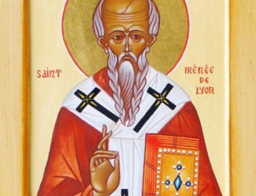La unidad de los cristianos – San Ireneo de Lyon (s.III)