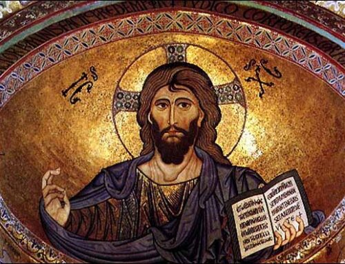 Solemnidad de Jesucristo Rey del universo –