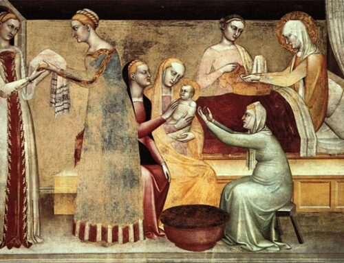 La Natividad de la Virgen María  –  8 de septiembre