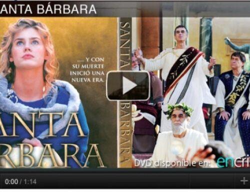 Interesante película sobre Santa Bárbara