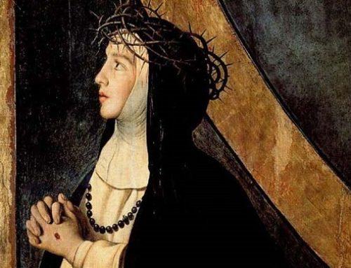 Santa Catalina de Siena – 29 abril