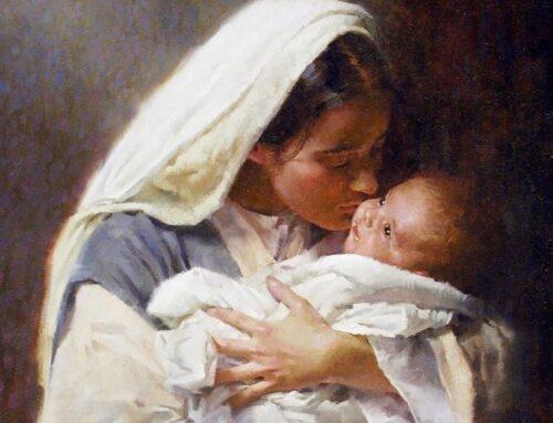 Santa María Madre de Dios – 1 de enero