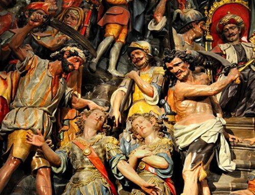 San Emeterio y San Celedonio – 3 de marzo