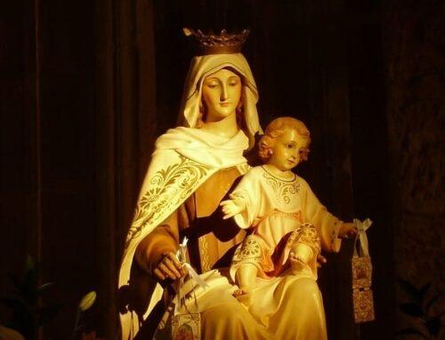 Nuestra Señora del Carmen – 16 de julio
