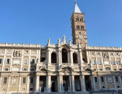 Basílica de Santa María la Mayor – primera iglesia romana en honor de la Virgen