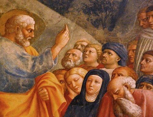 ¿Cómo celebraban la Misa los primeros cristianos?
