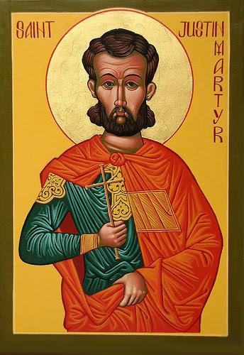 La vocación de San Justino. Un encuentro inesperado 1