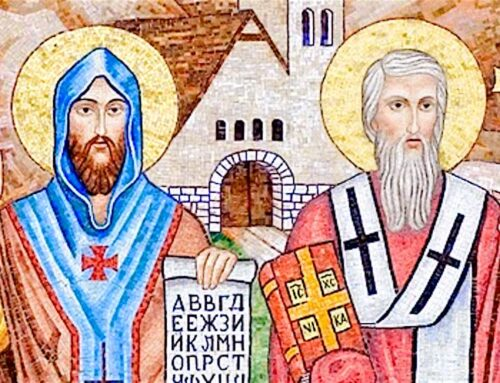 ¿Sabes quiénes eran los Santos Cirilo y Metodio, Patronos de Europa?